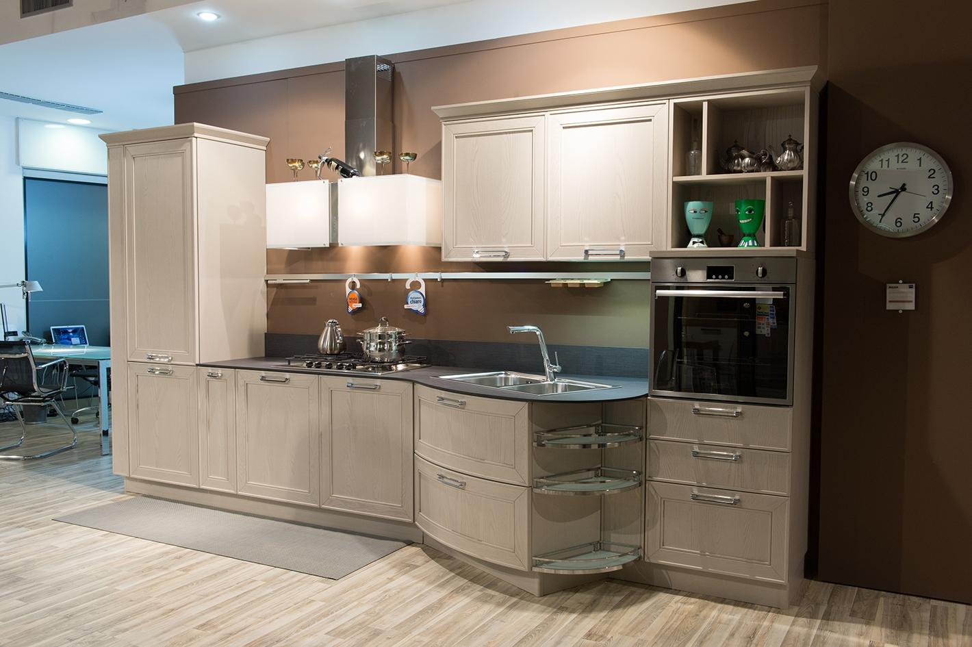 Cucina stosa mod maxim completa di elettrodomestici - Disposizione elettrodomestici cucina ...