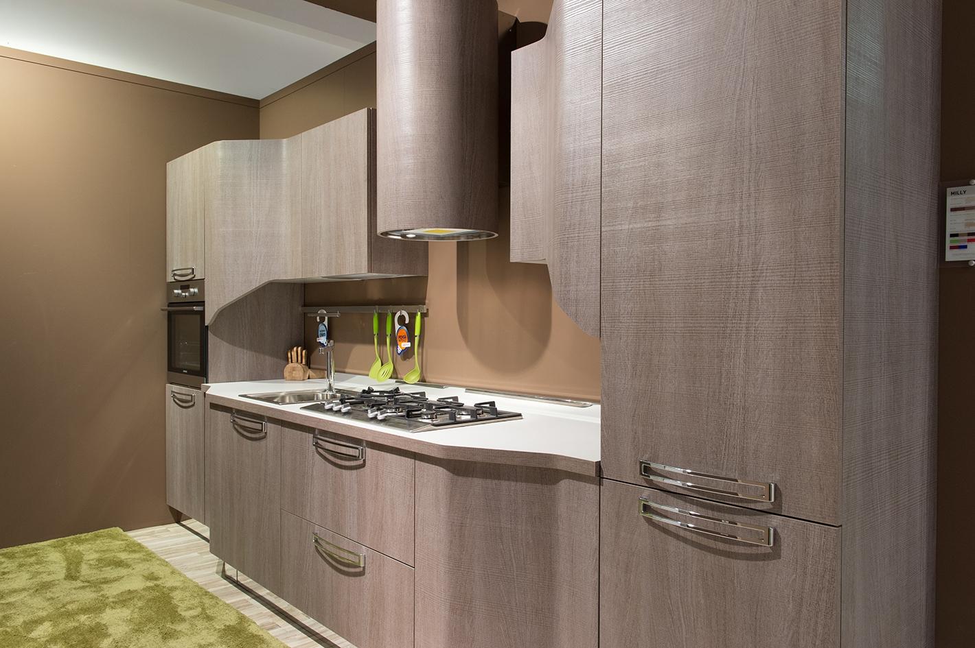 Cucina stosa mod milly completa di elettrodomestici 20239 - Disposizione elettrodomestici cucina ...