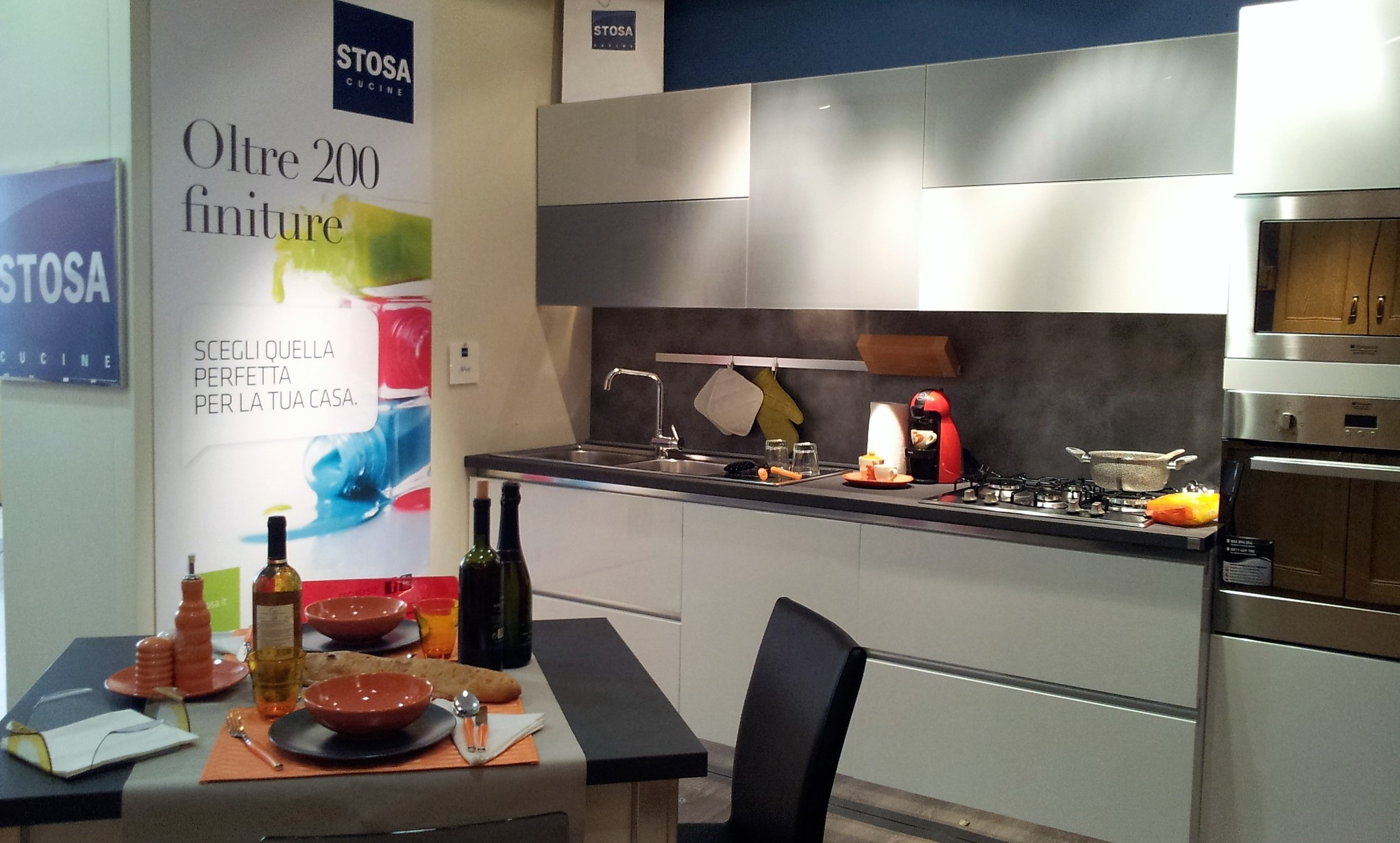 Stosa aleve good img with stosa aleve perfect stosa aleve with stosa aleve awesome aleve - Cucine stosa opinioni ...