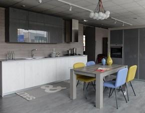 Cucina Style moderna con top Dekton Doimo cucine