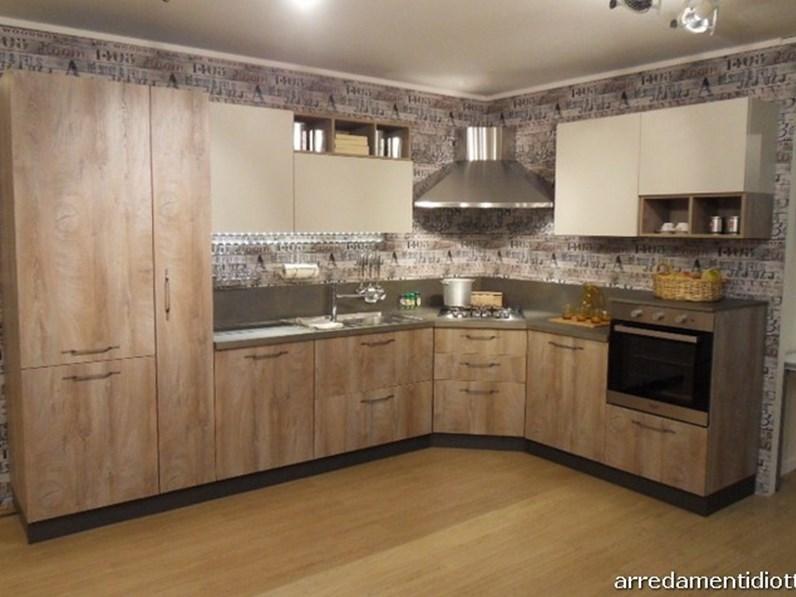 Cucina summer in offerta cucine a prezzi scontati for Diotti arredamenti prezzi