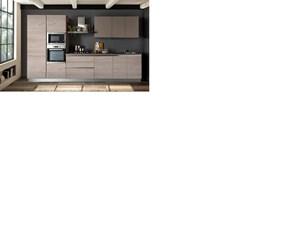 Cucina Summer moderna bianca lineare Gicinque cucine