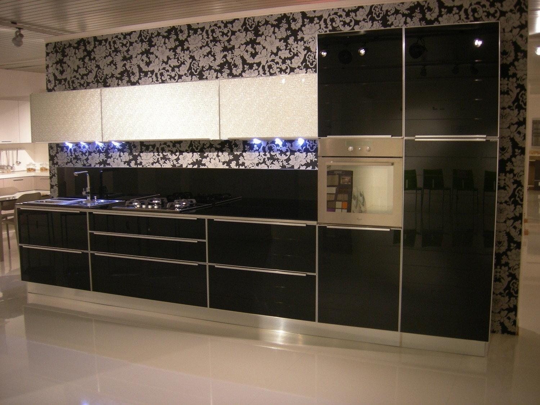 Cucina System Cucine A Prezzi Scontati #3F428C 1500 1125 Cucina Etnica A Brescia