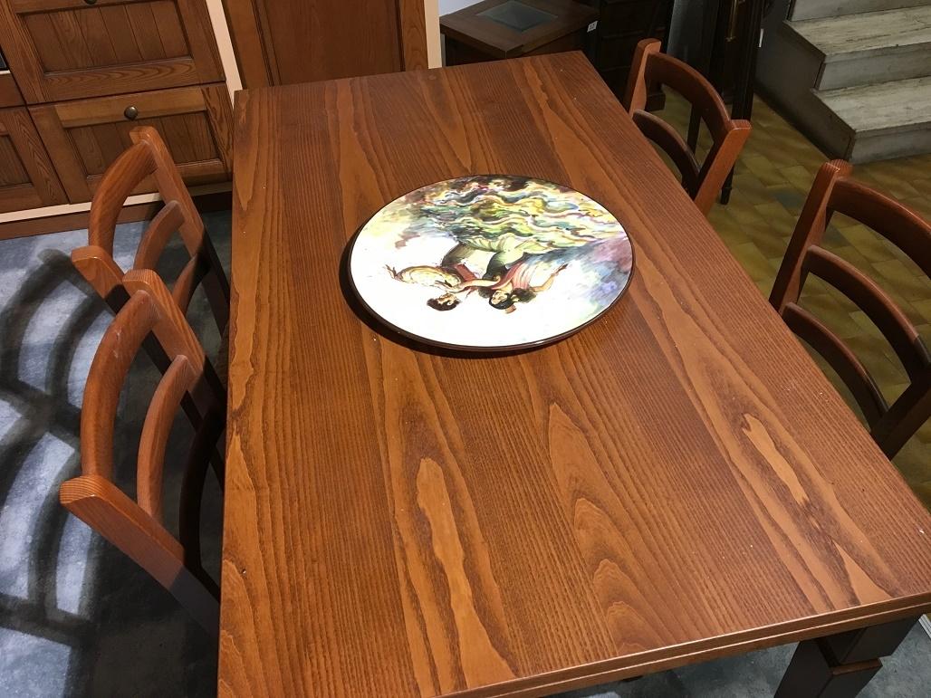 Cucina In Ciliegio Scontata : Cucina ad angolo in legno di ciliegio scontata cucine a
