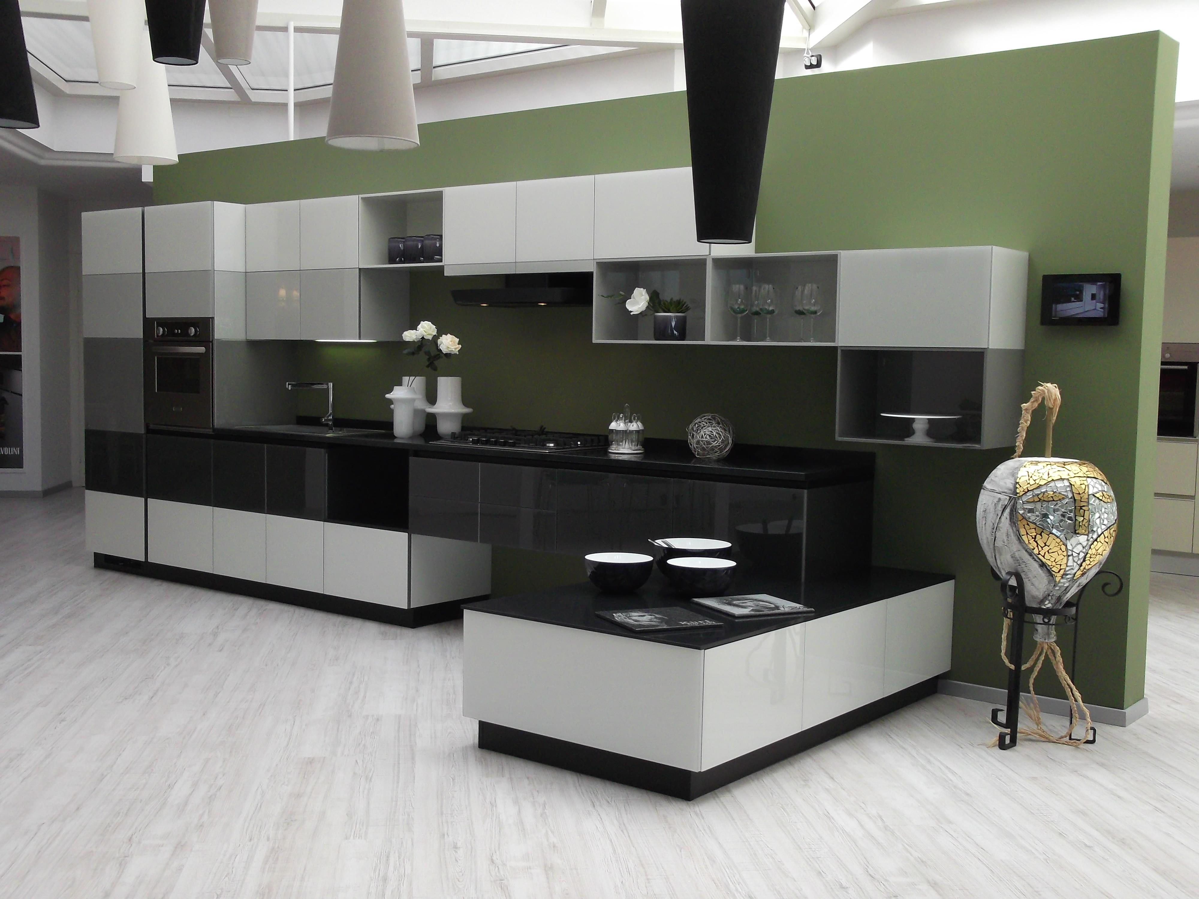 Cucina tetrix scavolini promo cucine a prezzi scontati for Scavolini prezzi