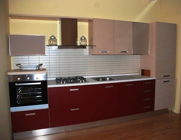 Cucina time lineare cucine a prezzi scontati for Offerte cucine lineari