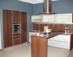 Cucina wengè e alluminio TM