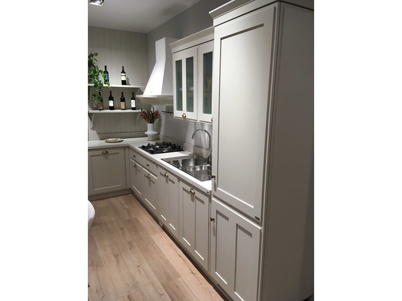 Cucina tortora inglese ad angolo cucina scavolini favilla - Cucina favilla scavolini prezzi ...