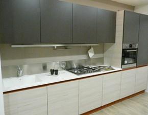 Cucina tortora moderna lineare Navarra di Ar-tre scontata