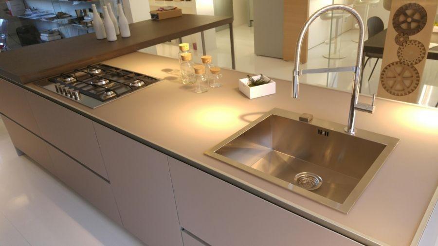Cucina valcucine demode forma vetro opaco scontata with cucine demode - Cucine valcucine opinioni ...