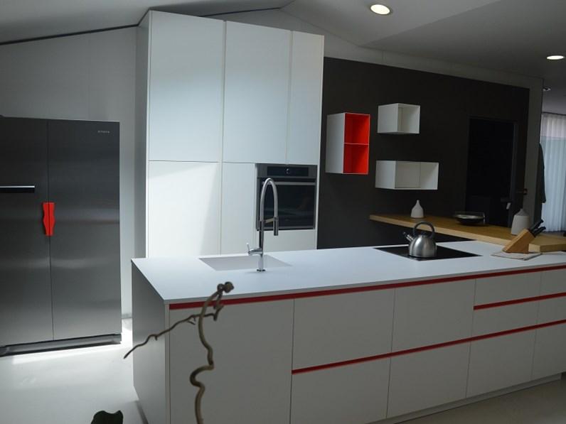 Cucina Varenna Alea Design Bianca Scontata