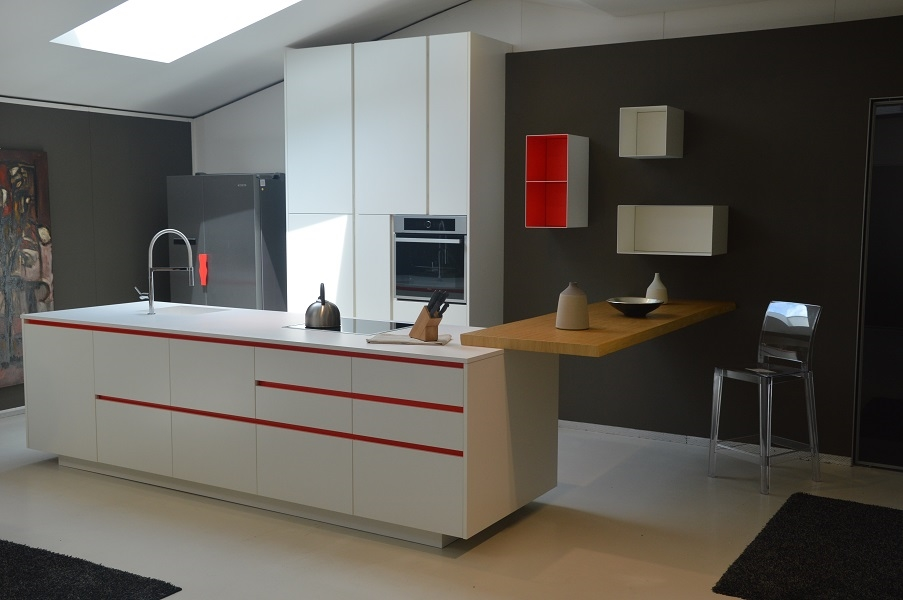 Cucina varenna alea design bianca scontata cucine a prezzi scontati - Cucina varenna prezzi ...