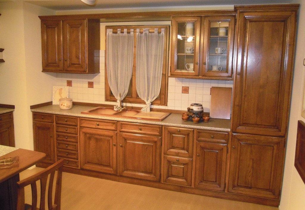 Cucina vecchia brianza rovere cucine a prezzi scontati - Modernizzare vecchia cucina ...
