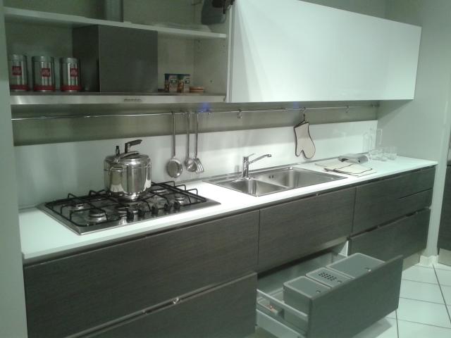 Cucina veneta cucine carrera go laminato materico cucine - Veneta cucina prezzi ...