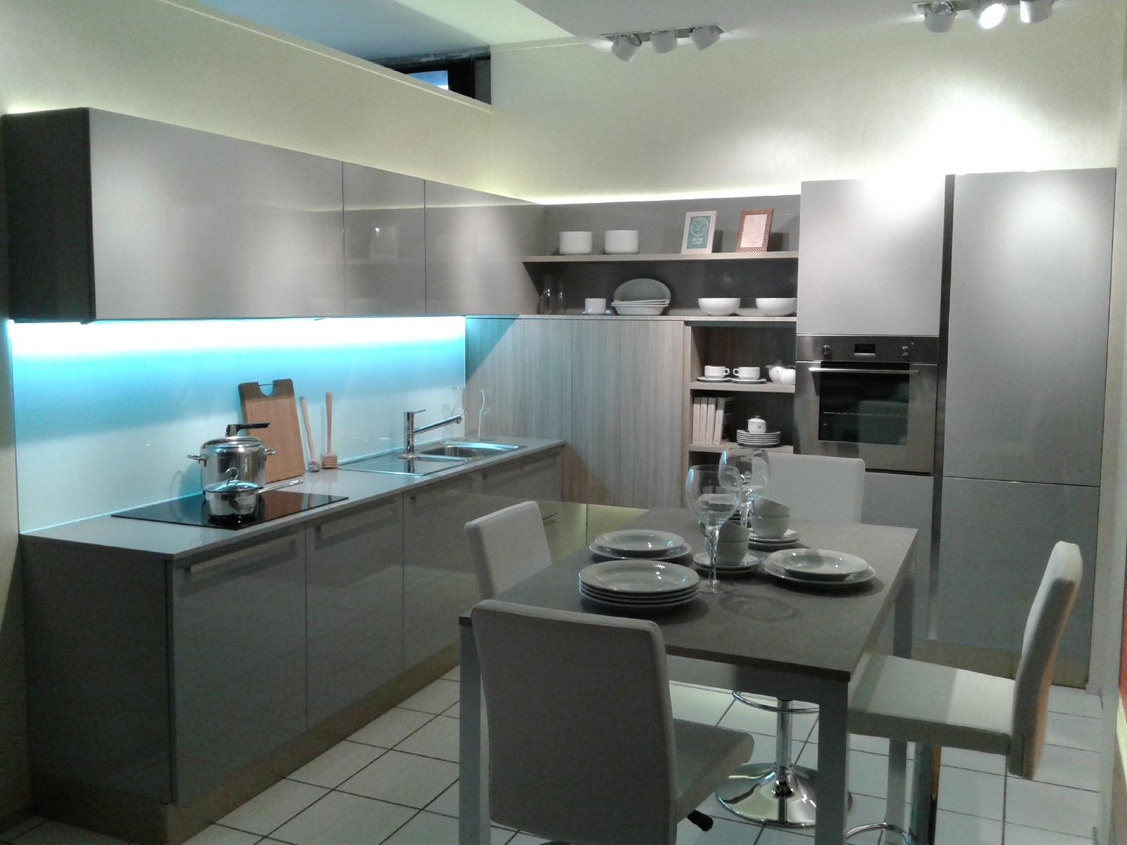 Cucina Veneta Cucine Carrera go plus Laccato Lucido - Cucine a ...
