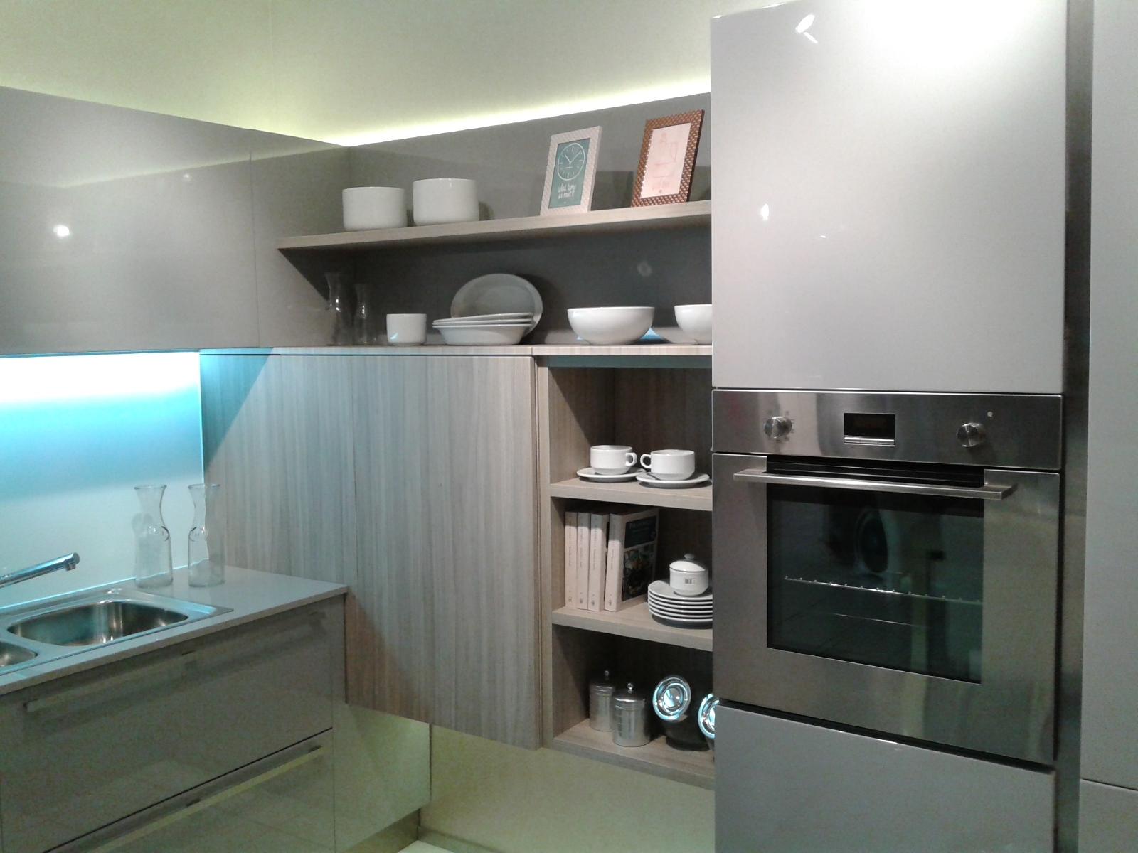 Cucina Veneta Cucine Carrera Go Plus Laccato Lucido Cucine A Prezzi  #388493 1600 1200 Rivenditori Cucine Veneta