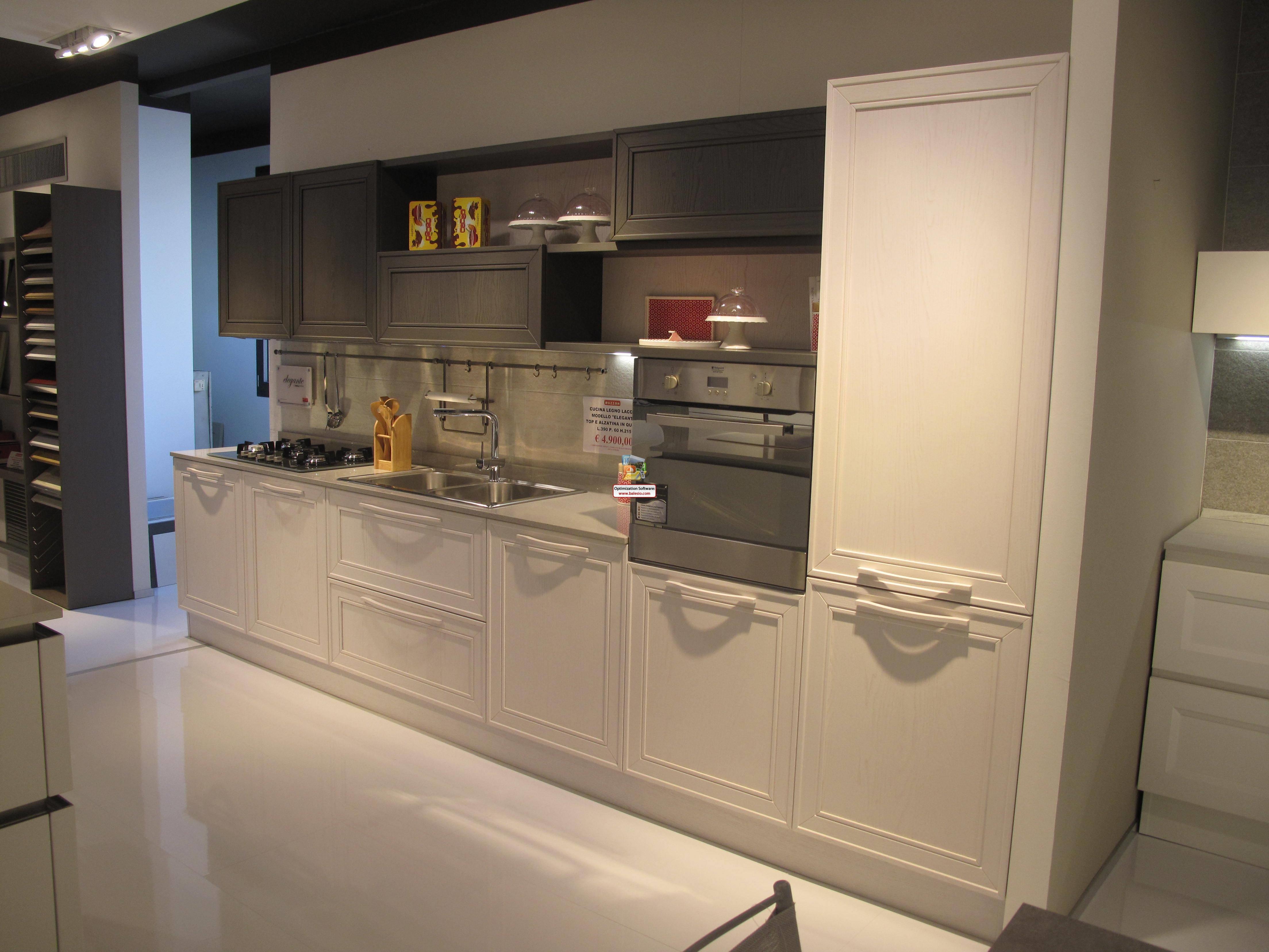 cucina veneta cucine elegante scontato del -60 % - cucine a prezzi ... - Soggiorno Veneta Cucine