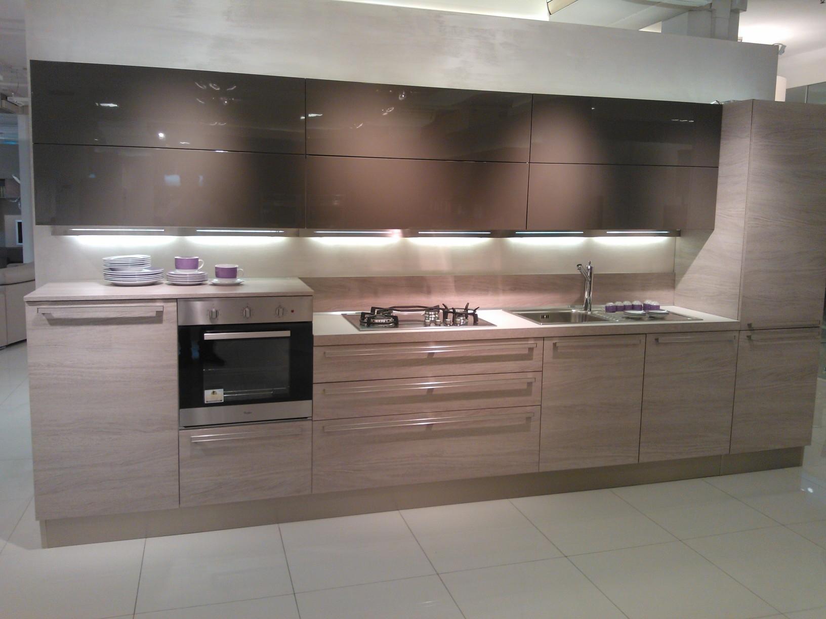 Cucina Veneta Cucine Ethica Scontato Del  66 % Cucine A Prezzi  #5E4F46 1632 1224 Veneta Cucine Tavoli E Sedie