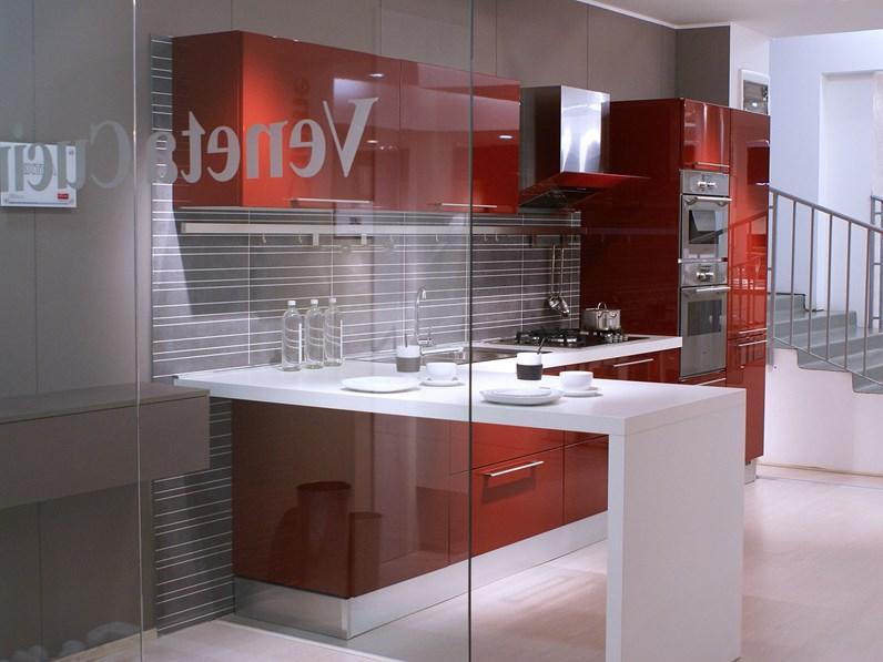 Best Cucina Laccata Rossa Gallery - Home Interior Ideas - hollerbach.us
