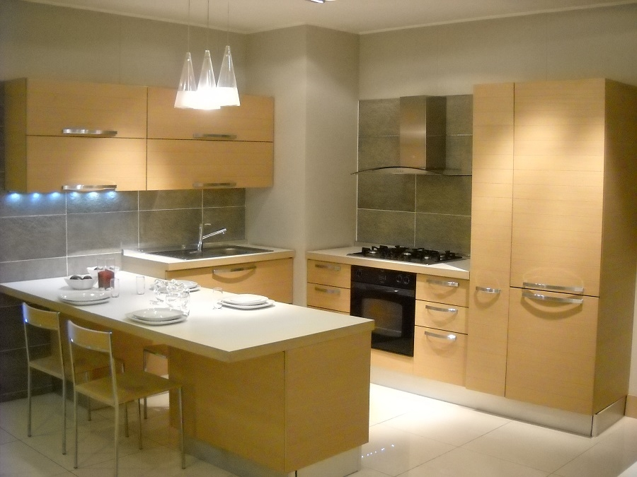 Cucine On Line. Cheap Cucina Zecchinon Line Up Moderno Polimerico ...