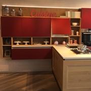 Veneta Cucine Dialogo Prezzo.Cucina Moderna Con Penisola Offerta Convenienza Cucina Con