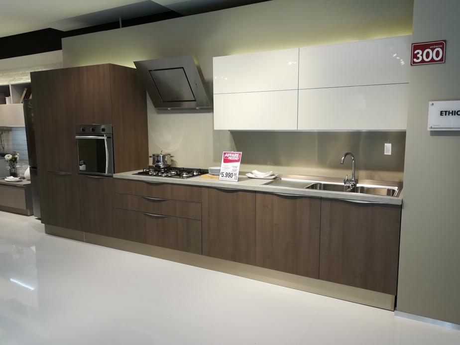 Cucina veneta cucine modello ethica scontata del 49 cucine a prezzi scontati - Prezioso casa cucine ...