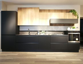 Cucina Veneta cucine moderna lineare altri colori in laccato opaco Start time presa