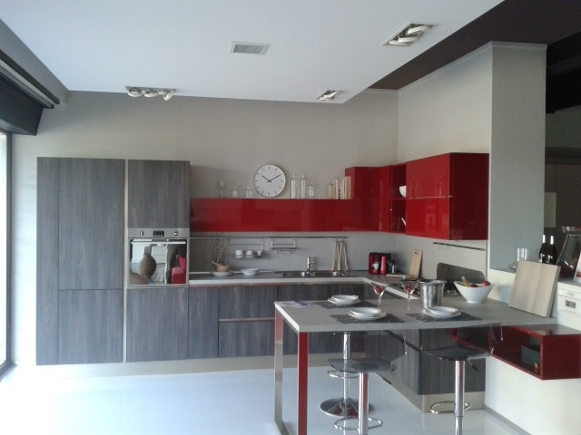 Veneta cucine cucina start time go 28 scontato del  55 %   cucine ...