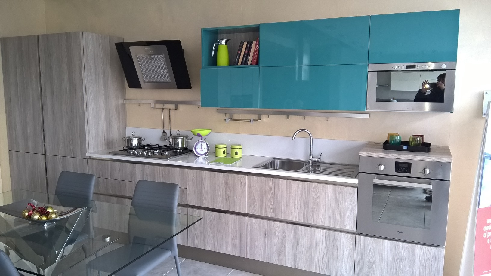 Start Time Veneta Cucine ~ idee di design per la casa