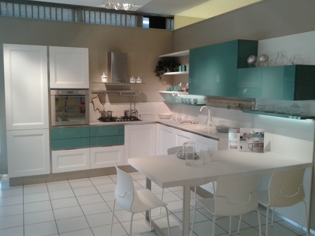 Chambre A Coucher La Roche Bobois : Veneta Cucine Cucina Veneta cucine modello tablet go scontato del 51