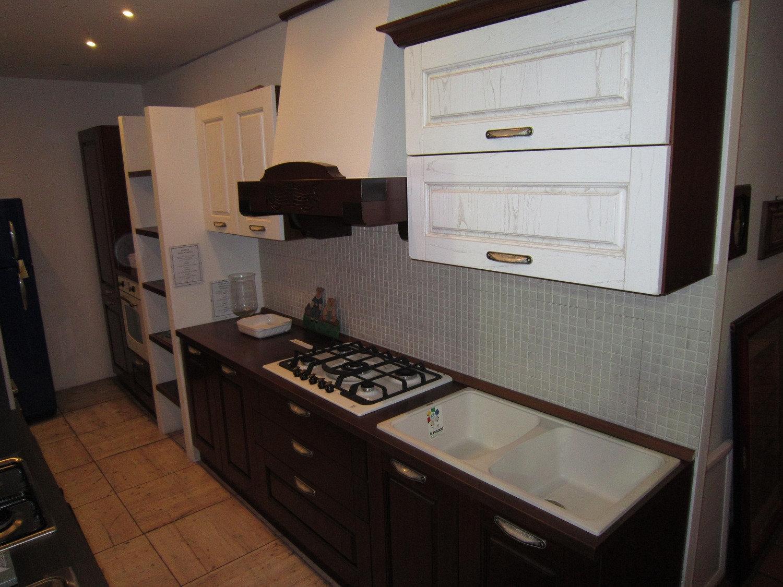 Cucina arredo3 verona legno cucine a prezzi scontati for Piano cottura cucina