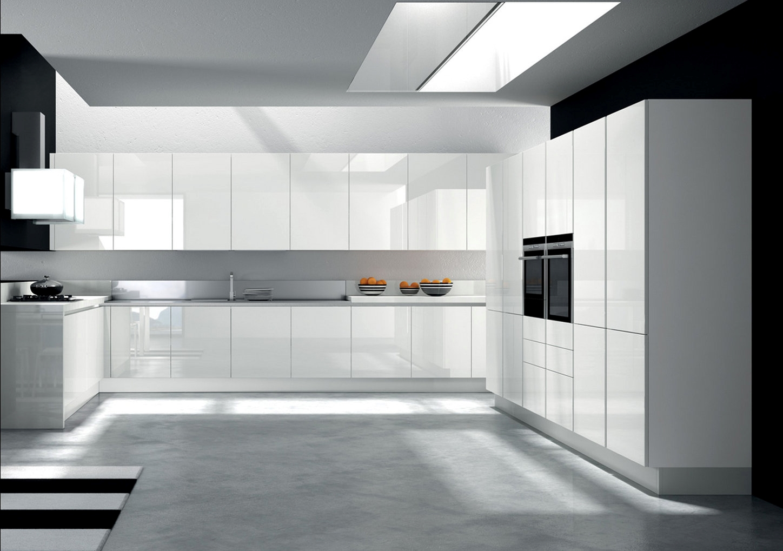 cucina vetro 2 7682 - Cucine a prezzi scontati