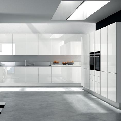 Cucina vetro 2 cucine a prezzi scontati - Cucine in vetro ...