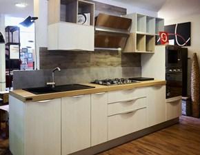 cucina vintage  shabby con maniglia design argo in offerta convenienza expo