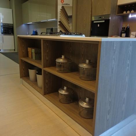 Cucina wood in offerta cucine a prezzi scontati - Allacciamenti cucina costo ...