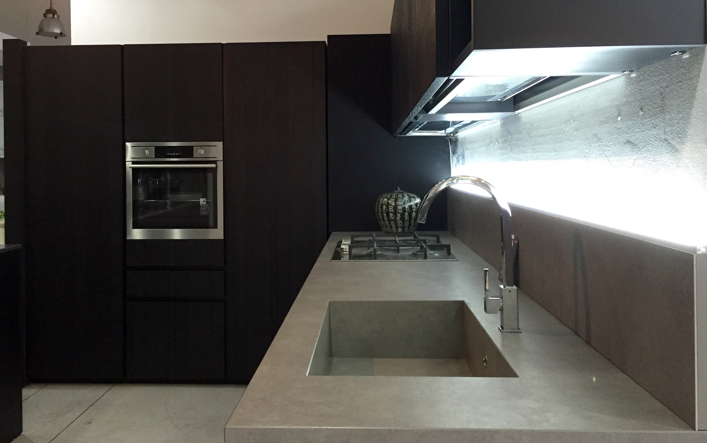 Cucina zampieri cucine glasstone y scontato del 45 - Zampieri cucine showroom ...