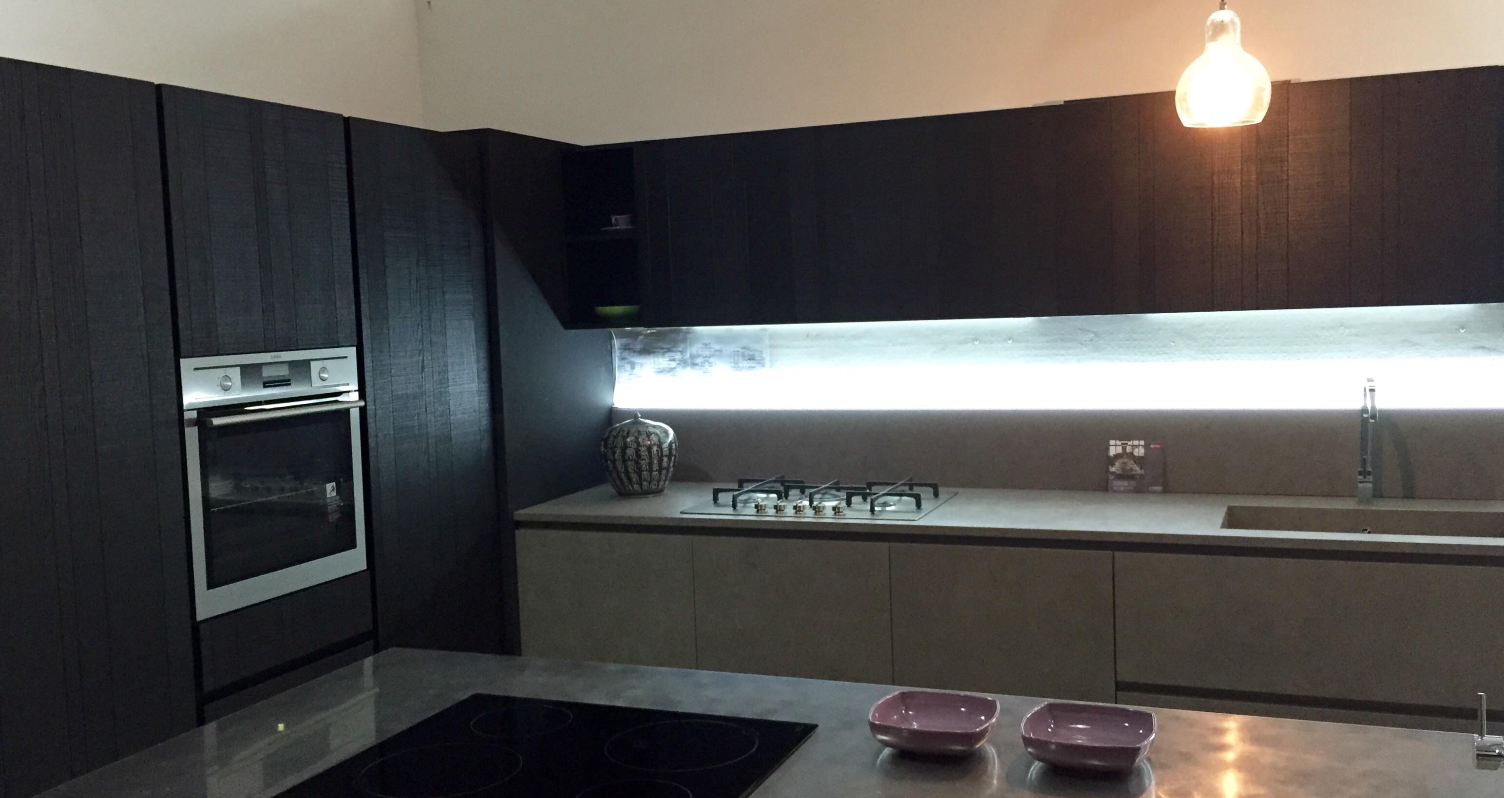 Cucina zampieri cucine glasstone y scontato del 45 - Colonne bagno mondo convenienza ...
