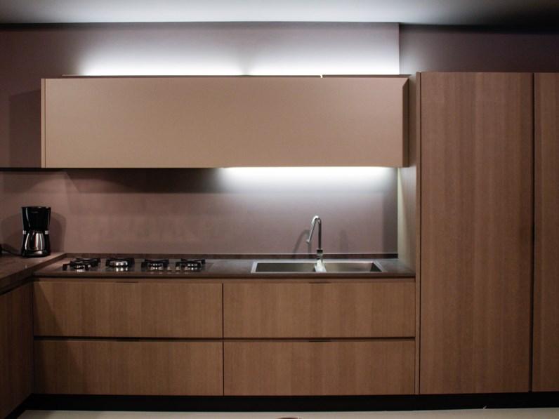 Cucina zampieri cucine line c moderne legno neutra - Cucine zampieri prezzi ...