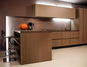 Cucina Zampieri Cucine Line c Moderne Legno Neutra
