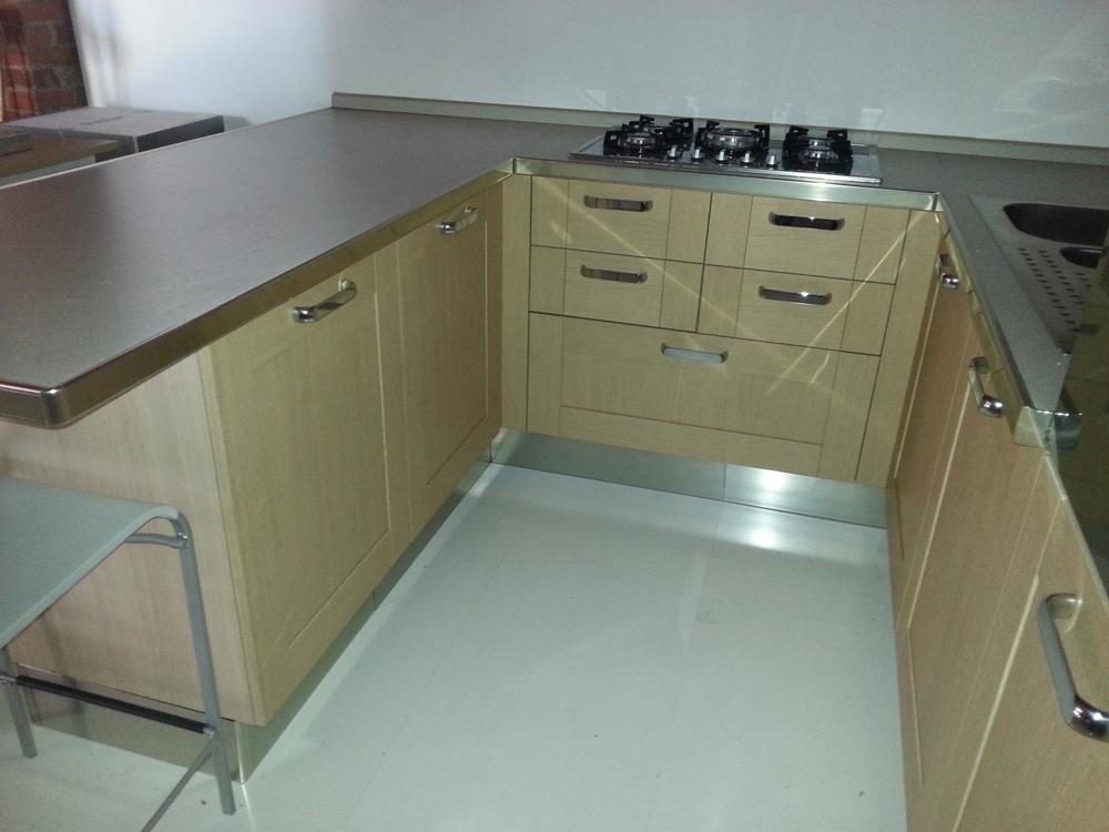 zanotto cucina in legno moderna legno rovere chiaro  cucine a, Disegni interni
