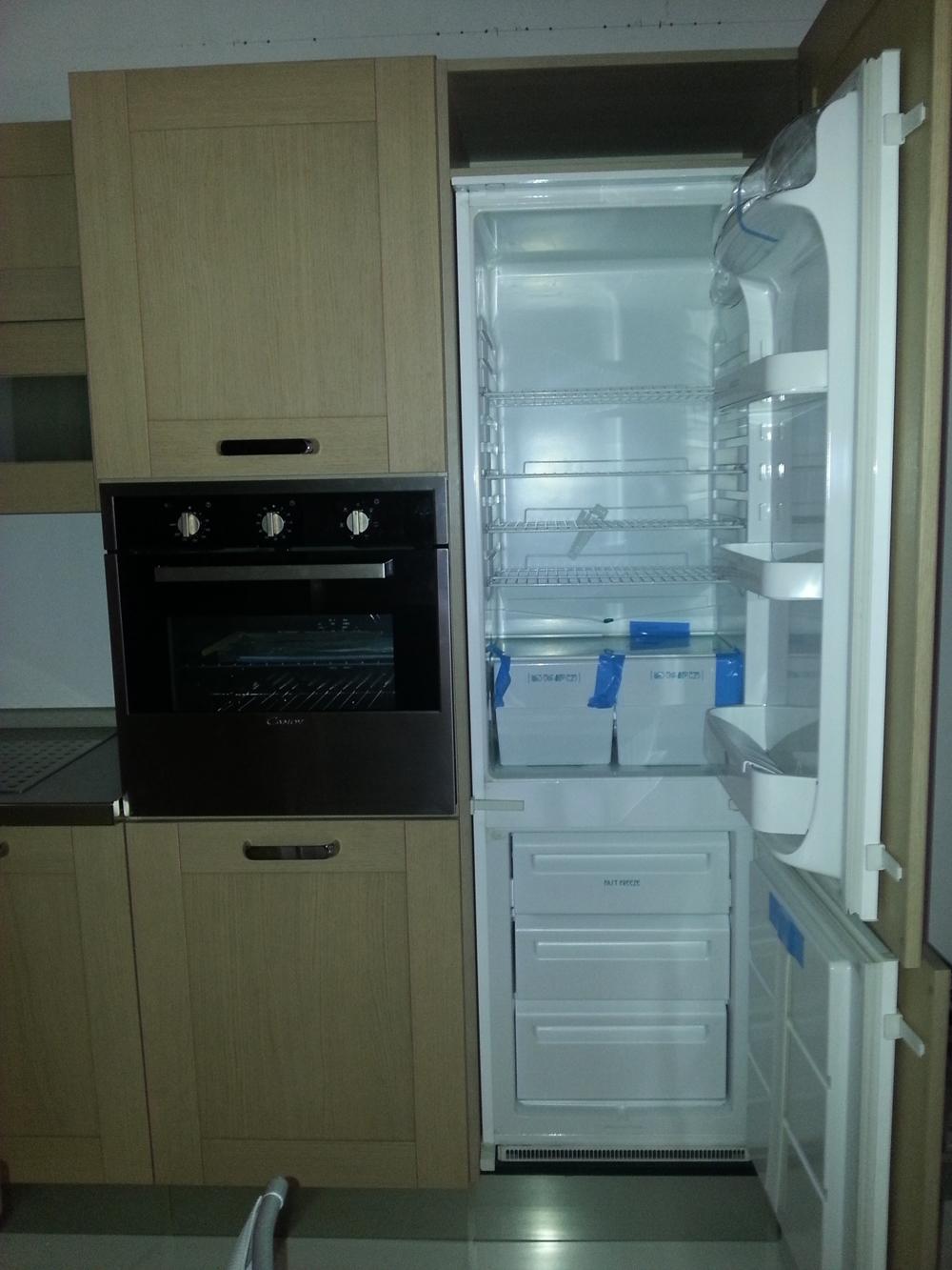Zanotto cucina in legno moderna legno rovere chiaro cucine a prezzi scontati - Cucina in legno moderna ...