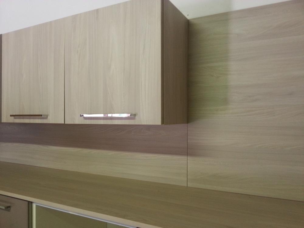 Cucina zanotto laminato materico e corda lucido moderna laminato materico neutra cucine a - Laminato in cucina ...