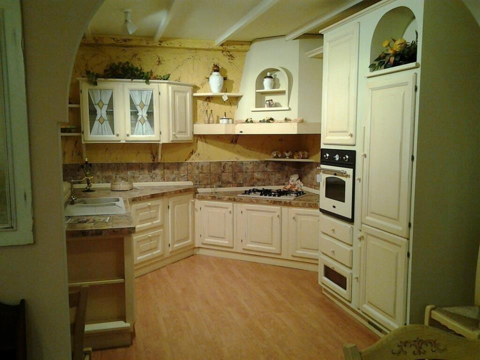 Cucina zappalorto in offerta 4523 cucine a prezzi scontati - Cucina in finta muratura ...