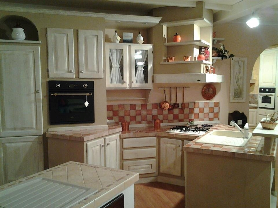 Cucina zappalorto in offerta 4536 cucine a prezzi scontati - Cucine in finta muratura in offerta ...