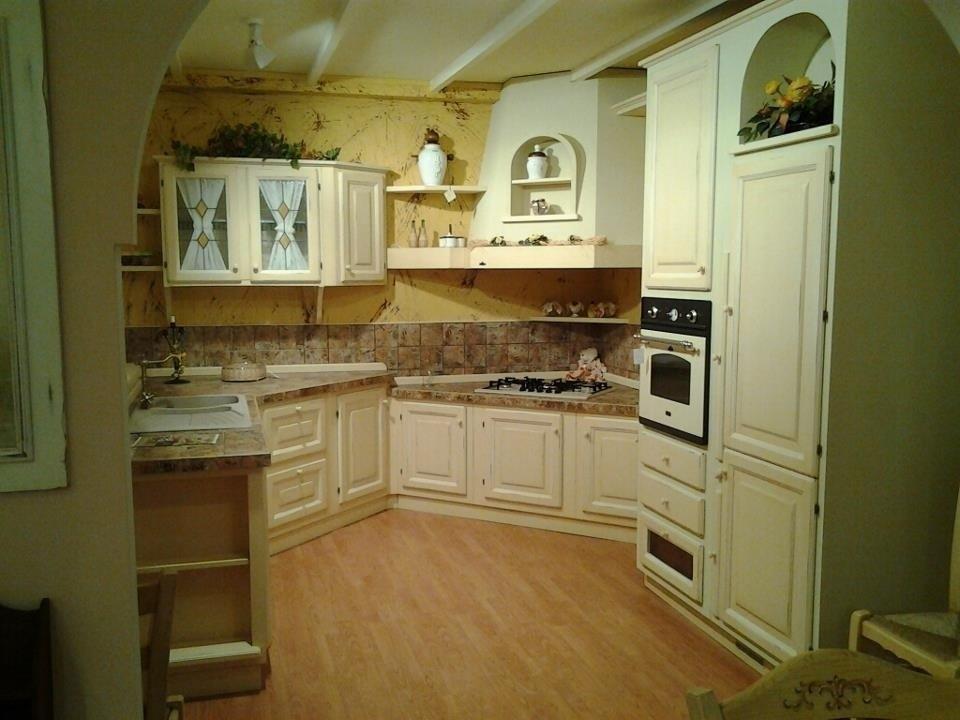 Cucina zappalorto in offerta 6454 cucine a prezzi scontati - Cucine in finta muratura in offerta ...
