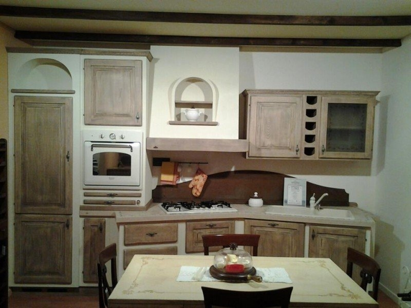 zappalorto: prezzi outlet, offerte e sconti - Cucine In Finta Muratura In Offerta