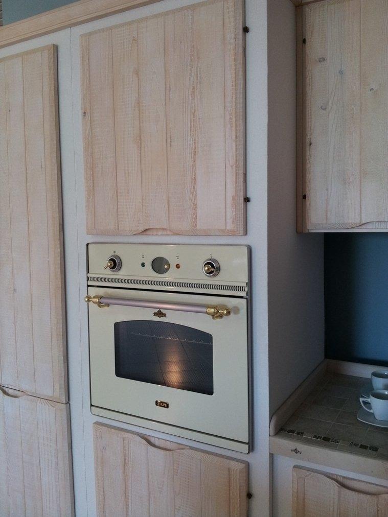 cucina zappalorto modello crete senesi_forno ilve