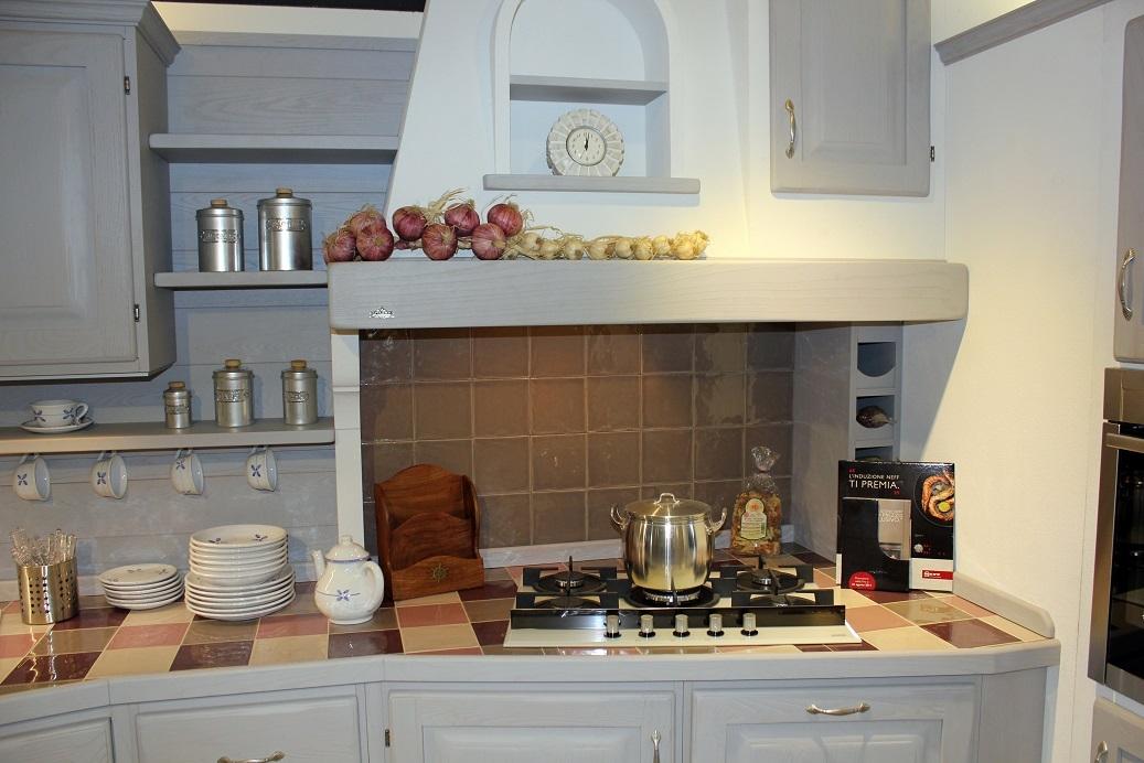 Cucina zappalorto sogno di oggi provenzale legno grigio - Zappalorto cucine prezzi ...