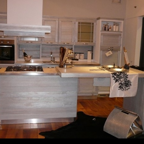Outlet cucina country Lunika show room