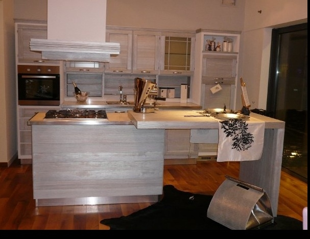 Stunning Cucine In Muratura Con Isola Ideas - Design and Ideas ...